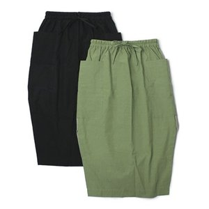 【LADIES】ADAWAS ( アダワス ) / ビックポケット スカート【オリーブ/ブラック】【送料無料】|luccicare