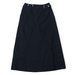 マイリ / Mhairi / コットン レイヤード ラップ スカート / セール / 返品・交換不可|luccicare