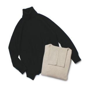 ザノーネ / ZANONE / ウール カシミヤ タートルネック セーター / セール / 返品・交換不可|luccicare