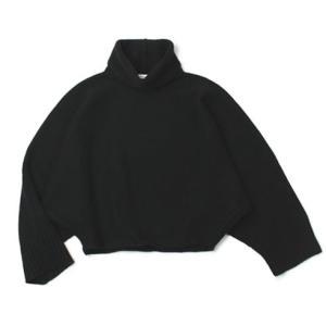 フォルテフォルテ / forte_forte / カシミヤ ドルマン タートルネック セーター / セール / 返品・交換不可|luccicare