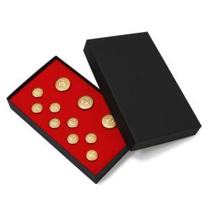 新作 luccicare original / シングル 金ボタン セット / 返品・交換可能|luccicare