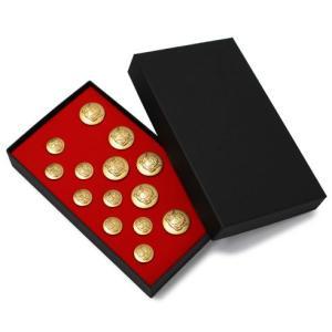 新作 luccicare original / ダブル 金ボタン セット / 返品・交換可能|luccicare