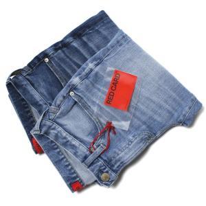 レッド カード / RED CARD / デニム パンツ / ウォッシュド ハイパーストレッチ / リズム クロップ / Rhythm Crop / Slim Tapered Cropd / 返品・交換可能|luccicare
