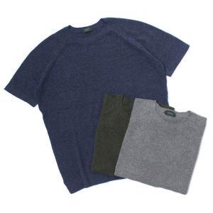 ザノーネ / ZANONE / クルーネック ニット Tシャツ / 12G コットン パイル / 812484-ZM308 / 返品・交換可能|luccicare