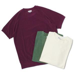 ドッピア アー / DOPPIA A / ニット Tシャツ / コットン パイル / MM4437 / 返品・交換可能 luccicare