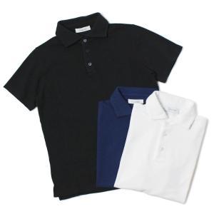 クルチアーニ / Cruciani / ポロシャツ / コットン 鹿の子 半袖 / JU1371 / 返品・交換可能|luccicare
