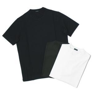 ザノーネ / ZANONE / アイスコットン / ice cotton / クルーネック Tシャツ / 811821-Z0380 / セール / 返品・交換不可|luccicare