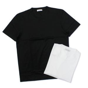 グランサッソ / GRANSASSO / クルーネック Tシャツ / マーセライズ コットン シルケット加工 / 60133 / セール / 返品・交換不可|luccicare