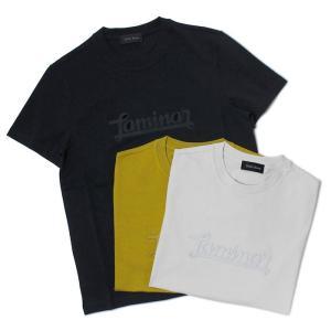 ヘルノ / HERNO / クルーネック Tシャツ / Laminar ラミナー ロゴ / JG0001U-52000 / 返品・交換可能 luccicare
