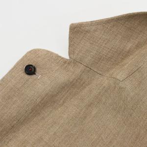 ラルディーニ / LARDINI / シャツ ジャケット / リネン 2釦 2パッチ / AMAJ-EIC1196 / 返品・交換可能|luccicare|09