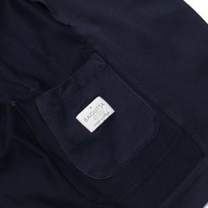 バグッタ / BAGUTTA / シャツ ジャケット / THOMAS MASON / 超軽量 コットン シルケット サテン ジャージー / RICK-GL 10269 / セール / 返品・交換不可|luccicare|08
