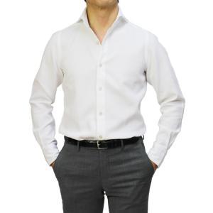 フィナモレ / Finamore / セルジオ / SERGIO / カッタウェイ シャツ / コットン メッシュ / BALI / セール / 返品・交換不可|luccicare|12