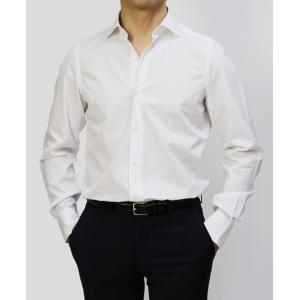 フィナモレ / Finamore / ザンテ / ZANTE / GIZA45 / カッタウェイ ドレス シャツ / 170 a due / 170双 コットン ブロード / MILANO / セール / 返品・交換不可 luccicare 02