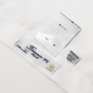 フィナモレ / Finamore / ザンテ / ZANTE / GIZA45 / カッタウェイ ドレス シャツ / 170 a due / 170双 コットン ブロード / MILANO / セール / 返品・交換不可 luccicare 11