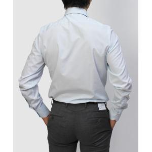 フィナモレ / Finamore / ザンテ / ZANTE / GIZA45 / カッタウェイ ドレス シャツ / 170 a due / 170双 コットン ブロード / MILANO / セール / 返品・交換不可 luccicare 05