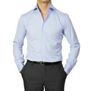 バルバ / BARBA / DANDY LIFE / セミワイドカラー シャツ / ナチュラル ストレッチ / コットン オックス / NEW BRUNO / セール / 返品・交換不可|luccicare|11
