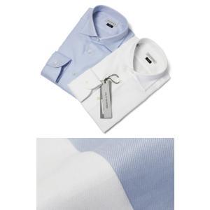 ギローバー / GUY ROVER / ドレス シャツ / セミワイドカラー / コットン 120/2 / S2670-501901 / セール / 返品・交換不可|luccicare