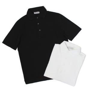 グランサッソ / GRANSASSO / ニット ポロシャツ / 12G ソフト コットン / セール / 返品・交換不可|luccicare