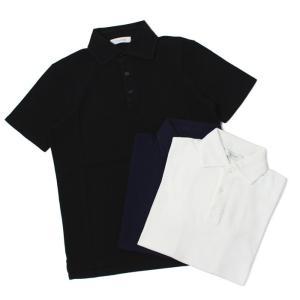 クルチアーニ / Cruciani / ポロシャツ / コットン 鹿の子 半袖 / JU1371 / 返品・交換可能 luccicare
