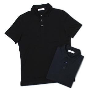 クルチアーニ / Cruciani / 半袖 ポロシャツ / コットン シルケット加工 / JU1304 / セール / 返品・交換不可|luccicare
