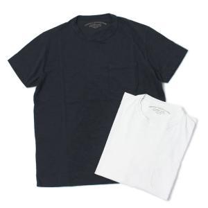 オリジナル ヴィンテージ スタイル / ORIGINAL VINTAGE STYLE / Tシャツ / コットン クルーネック ポケットT / ガーメントダイ / セール / 返品・交換不可|luccicare