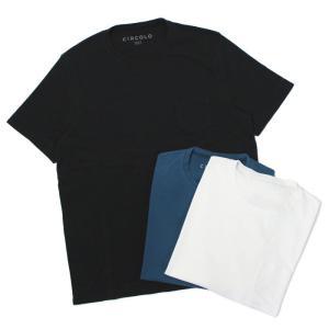 チルコロ 1901 / CIRCOLO 1901 / ポケット Tシャツ / ガーメントダイ / マイクロ 鹿の子 スーパーライト ジャージー / コットン / セール / 返品・交換不可|luccicare