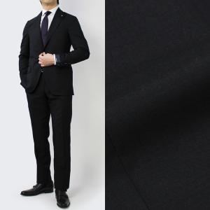 ラルディーニ / LARDINI / JP0823AQ / ウール ナチュラルストレッチ ワンプリーツ スーツ / セール / 返品・交換不可|luccicare