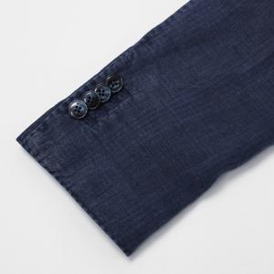 エルビーエム1911 / L.B.M.1911 / AL29705789 / JACK SLIM / リネン100% 製品洗い 2B 2パッチ ジャケット / セール / 返品・交換不可|luccicare|12