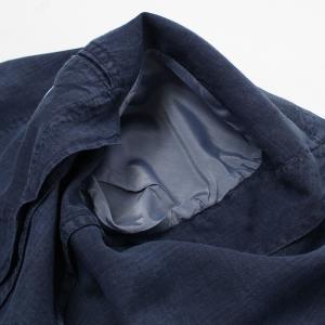 エルビーエム1911 / L.B.M.1911 / AL29705789 / JACK SLIM / リネン100% 製品洗い 2B 2パッチ ジャケット / セール / 返品・交換不可|luccicare|09