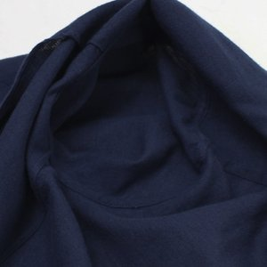 ラルディーニ / LARDINI / AMAJ / コットン リネン製品染め 2釦 2パッチ シャツ ジャケット / 返品・交換可能 luccicare 06