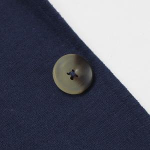 ラルディーニ / LARDINI / AMAJ / コットン リネン製品染め 2釦 2パッチ シャツ ジャケット / 返品・交換可能 luccicare 08