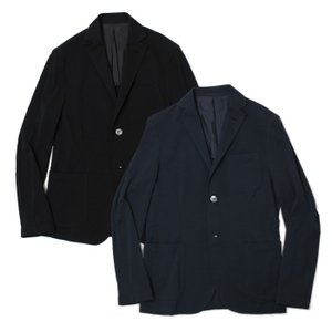 クルチアーニ / Cruciani / CUJOSB.BL2 / 超軽量コットン ジャージー シングル ジャケット|luccicare