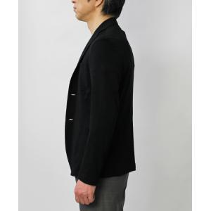 クルチアーニ / Cruciani / CUJOSB.BL2 / 超軽量コットン ジャージー シングル ジャケット|luccicare|04