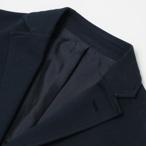 クルチアーニ / Cruciani / CUJOSB.BL2 / 超軽量コットン ジャージー シングル ジャケット|luccicare|07