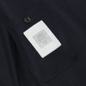 イレブンティ / eleventy / 979JA3001-JAC24018 / ウール フラノ ジャージー 2B シングル ジャケット / 返品・交換可能|luccicare|09