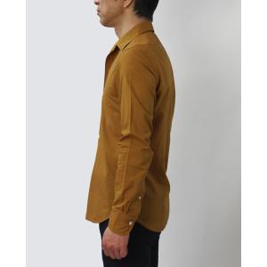 バグッタ / BAGUTTA / JOHNNY GL 09064 / 「Albini社」コットンローン オープンカラー シャツ|luccicare|03