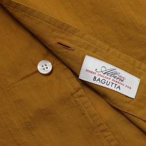 バグッタ / BAGUTTA / JOHNNY GL 09064 / 「Albini社」コットンローン オープンカラー シャツ|luccicare|06