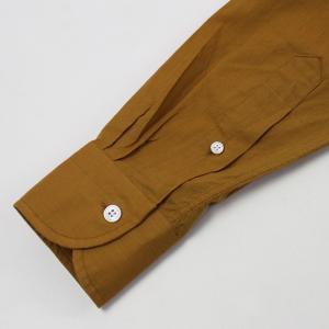 バグッタ / BAGUTTA / JOHNNY GL 09064 / 「Albini社」コットンローン オープンカラー シャツ|luccicare|09
