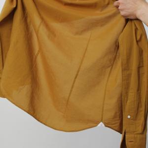 バグッタ / BAGUTTA / JOHNNY GL 09064 / 「Albini社」コットンローン オープンカラー シャツ|luccicare|10