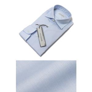 ギローバー / GUY ROVER / S2670/5919211 / 120/2 コットン ストレッチ セミワイドカラー ドレス シャツ / セール / 返品・交換不可|luccicare