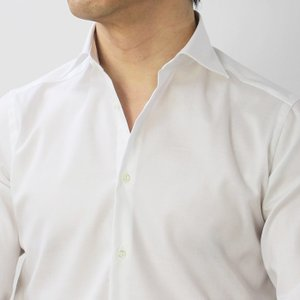ギローバー / GUY ROVER / S2670/591920 / 120/2 コットン セミワイドカラー ドレス シャツ / 返品・交換可能|luccicare|11