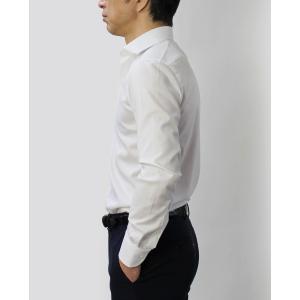 ギローバー / GUY ROVER / S2670/591920 / 120/2 コットン セミワイドカラー ドレス シャツ / 返品・交換可能|luccicare|03