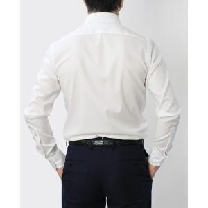 ギローバー / GUY ROVER / S2670/591920 / 120/2 コットン セミワイドカラー ドレス シャツ / 返品・交換可能|luccicare|04