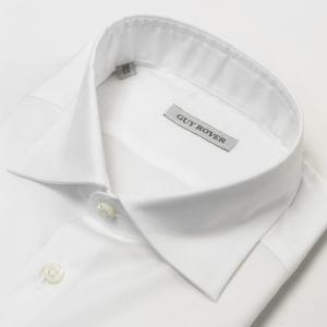 ギローバー / GUY ROVER / S2670/591920 / 120/2 コットン セミワイドカラー ドレス シャツ / 返品・交換可能|luccicare|05