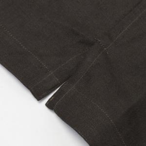 ジャンネット / GIANNETTO / AG83330V84 / リネン オープンカラー 開襟 シャツ / 返品・交換可能|luccicare|09
