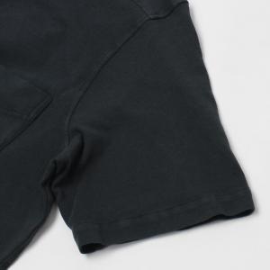 チルコロ 1901 / CIRCOLO 1901 / ACU 227733 / 製品染め コットン ジャージー 半袖 オープンカラー シャツ / 返品・交換不可|luccicare|07