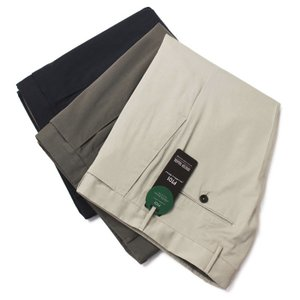 PT01 / ROOFTOP THEATRE / SUPER SLIM FIT / SILK CHINO / シルク コットン サテン ストレッチ ノープリーツ スラックス / セール / 返品・交換不可|luccicare