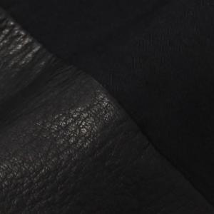 エンメティ × ジャブス / EMMETI × giab's ARCHIVIO コラボモデル / COREY / シャカヌメ×ナッパ レザー ZIP ブルゾン  / 返品・交換可能|luccicare|11