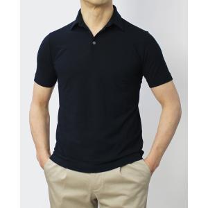 ザノーネ / ZANONE / アイスコットン 半袖 ポロシャツ / 返品・交換可能|luccicare|04