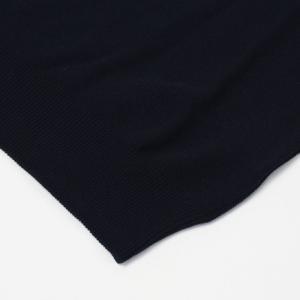グランサッソ / GRANSASSO / トリミング フレッシュコットン 12G ニット スキッパー ポロシャツ / 返品・交換可能|luccicare|08